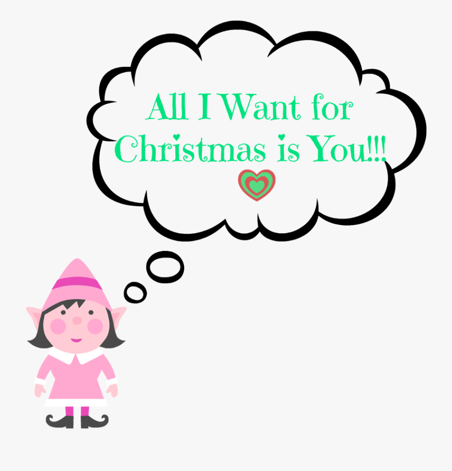All I Want For Christmas Is You - Amelia Bedelia Coloring Pages Free, Transparent Clipart