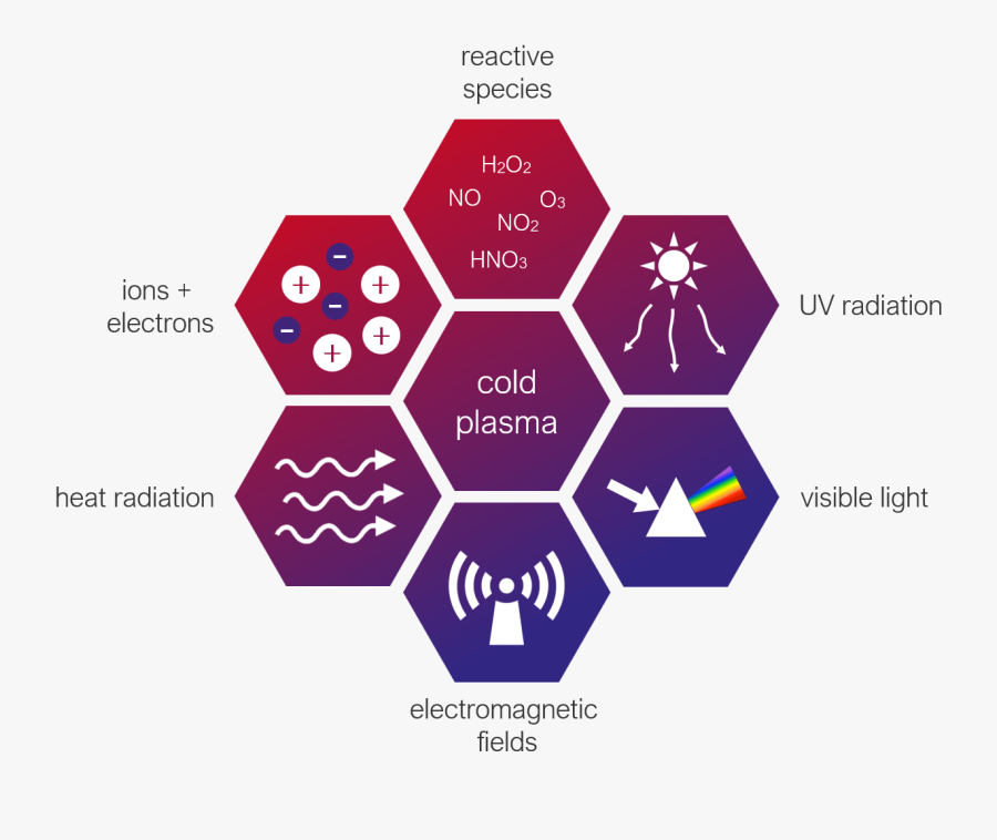 Plasma Components - Honeycomb Icon, Transparent Clipart
