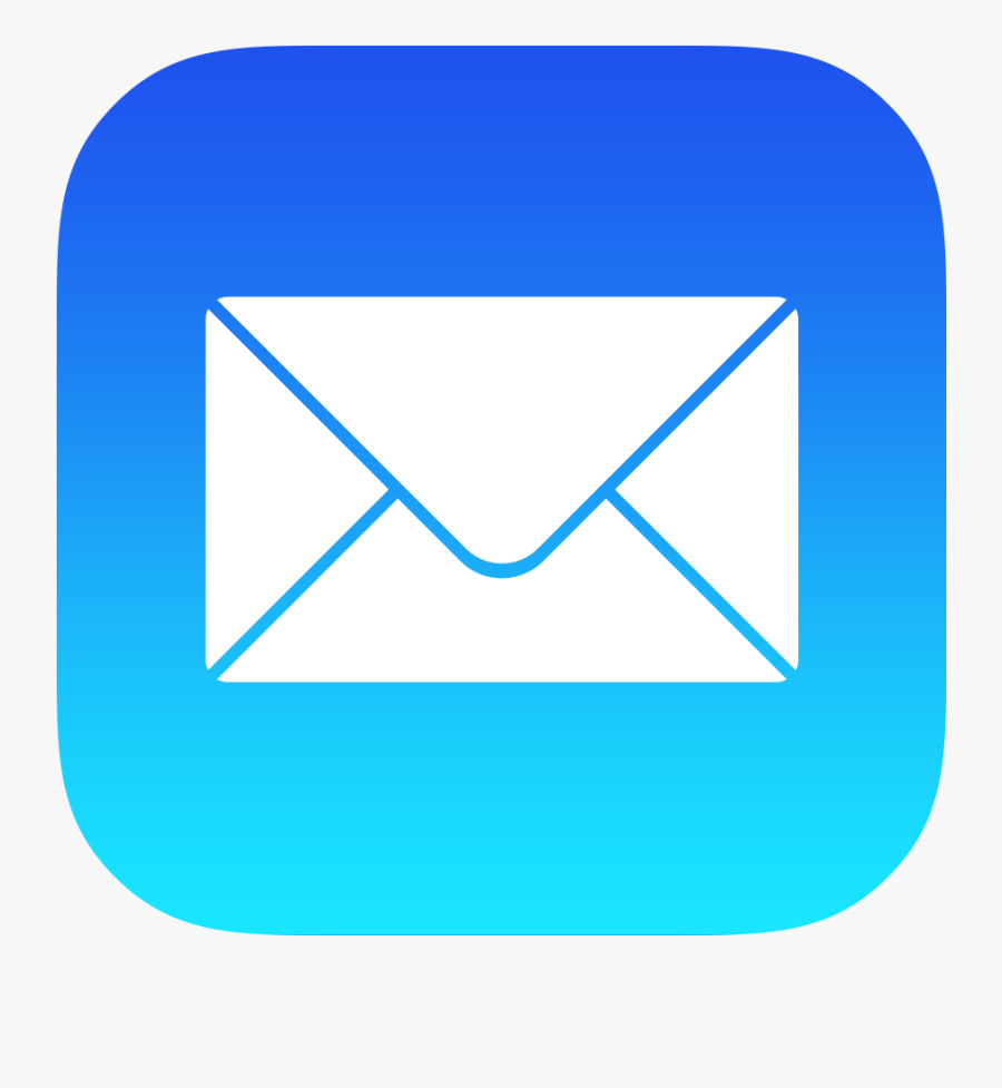 Email Computer Icons App Store - Apple Mail Icon Png, Transparent Clipart