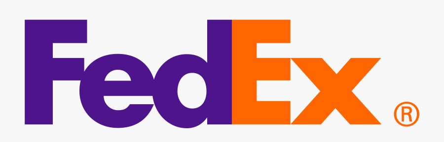 High Resolution Fedex Logo, Transparent Clipart