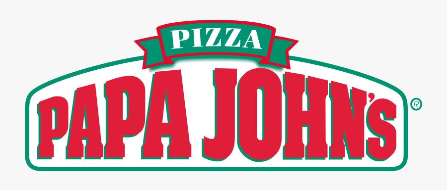 """Papa John""""s Logo Transparent Png - Papa Johns Pizza Logo Png, Transparent Clipart"""
