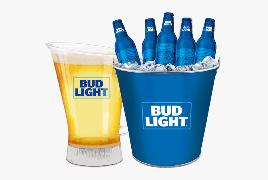 Bud Light Clipart Beer Bucket Bud Light Beer Bucket Png Free