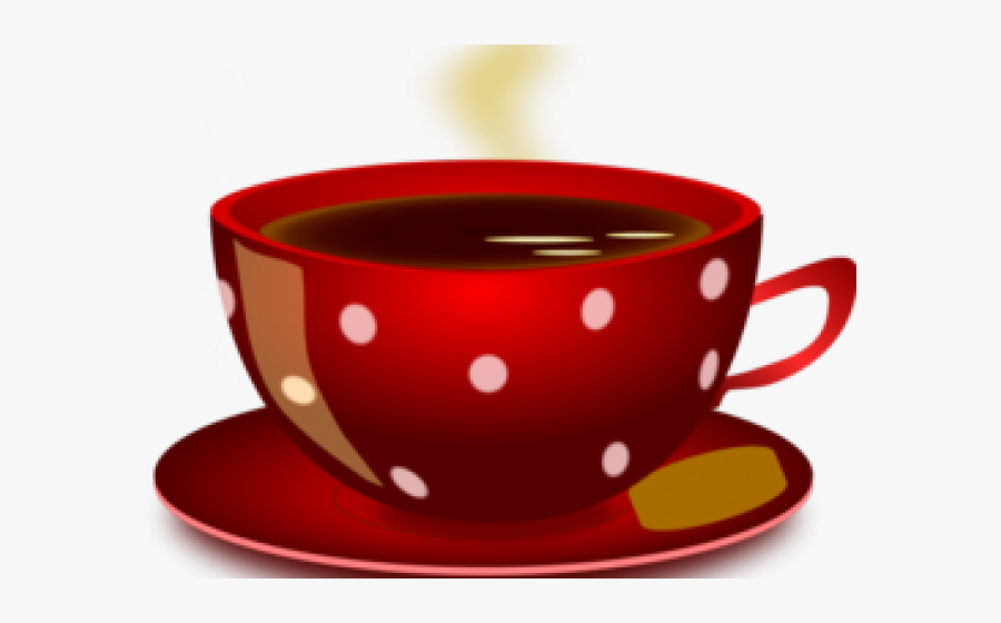 Tea Cup Clipart Vintage Teacup - Cute Coffee Cup Clipart, Transparent Clipart