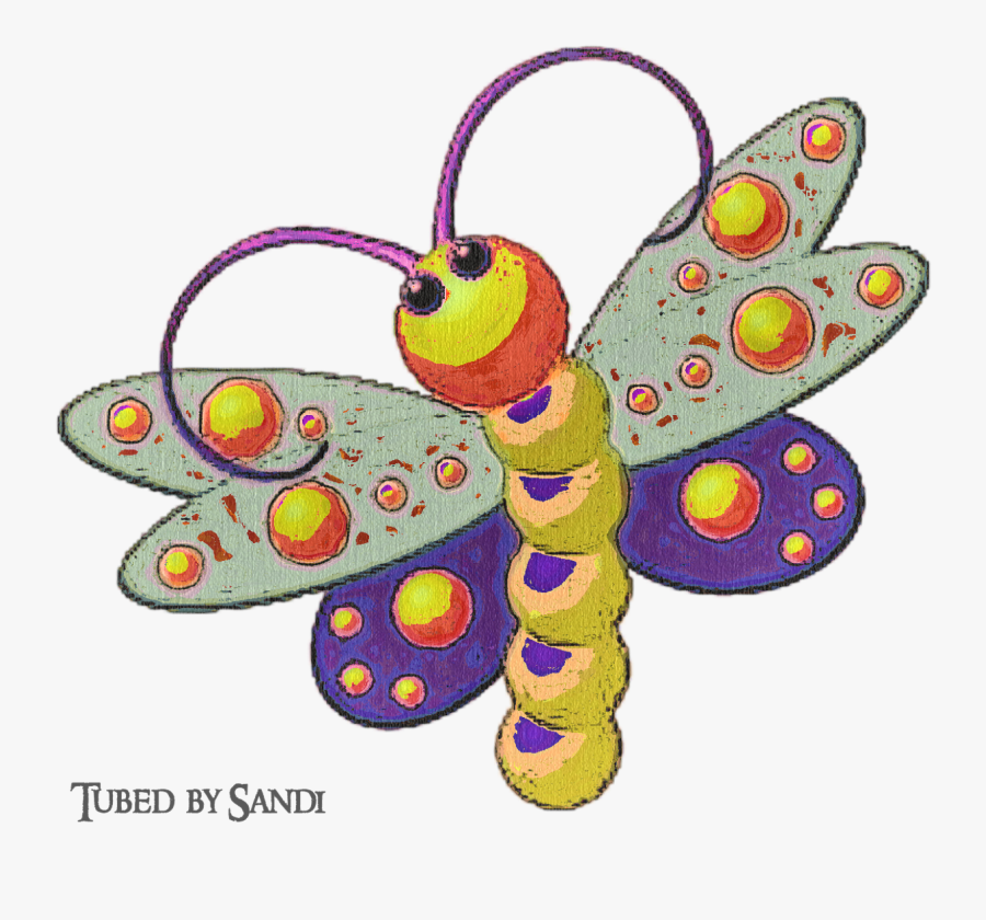 Dragonflies21 - Insect, Transparent Clipart