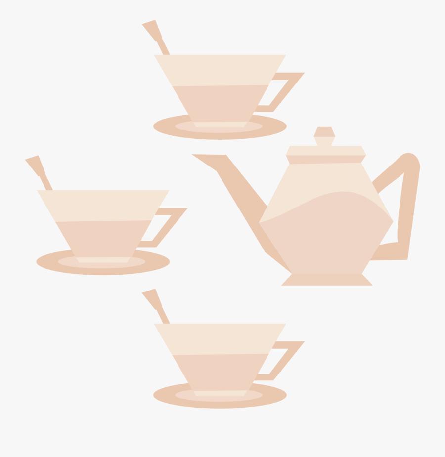 Clipart - Teapot, Transparent Clipart