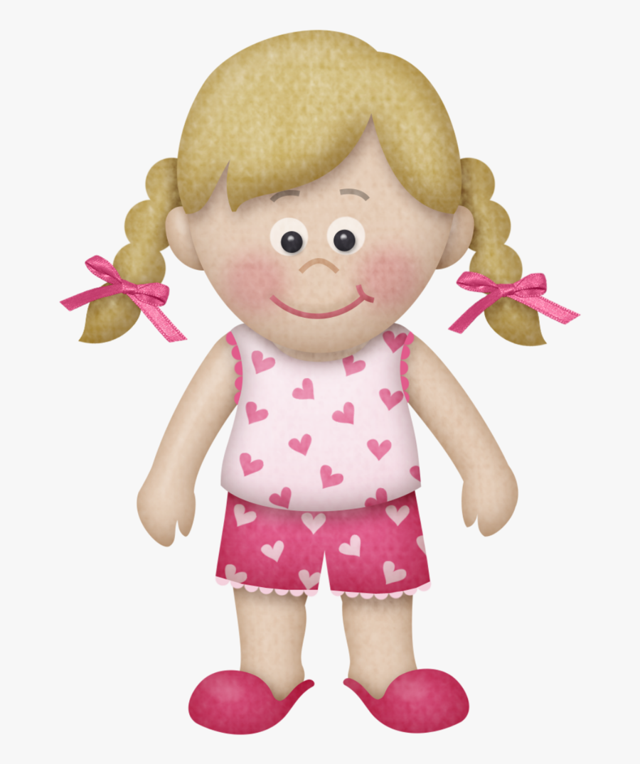 Doll Clipart Girl Thing - Cabbage Patch Kids Blonde , Free Transparent  Clipart - ClipartKey