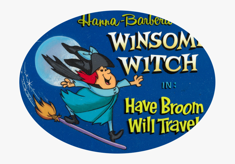 Cinderella Clipart Winsome - Winsome Witch, Transparent Clipart