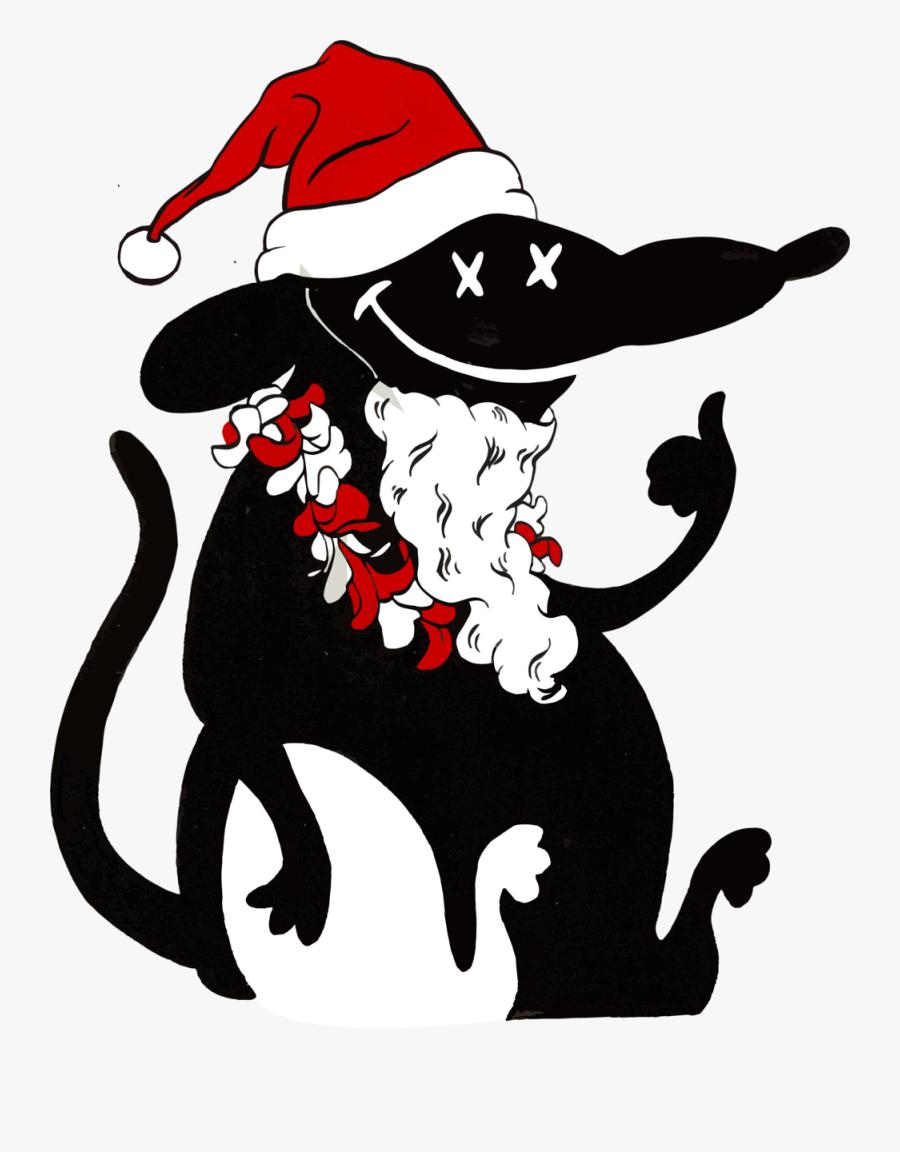 Holiday Rat - Illustration - Illustration, Transparent Clipart