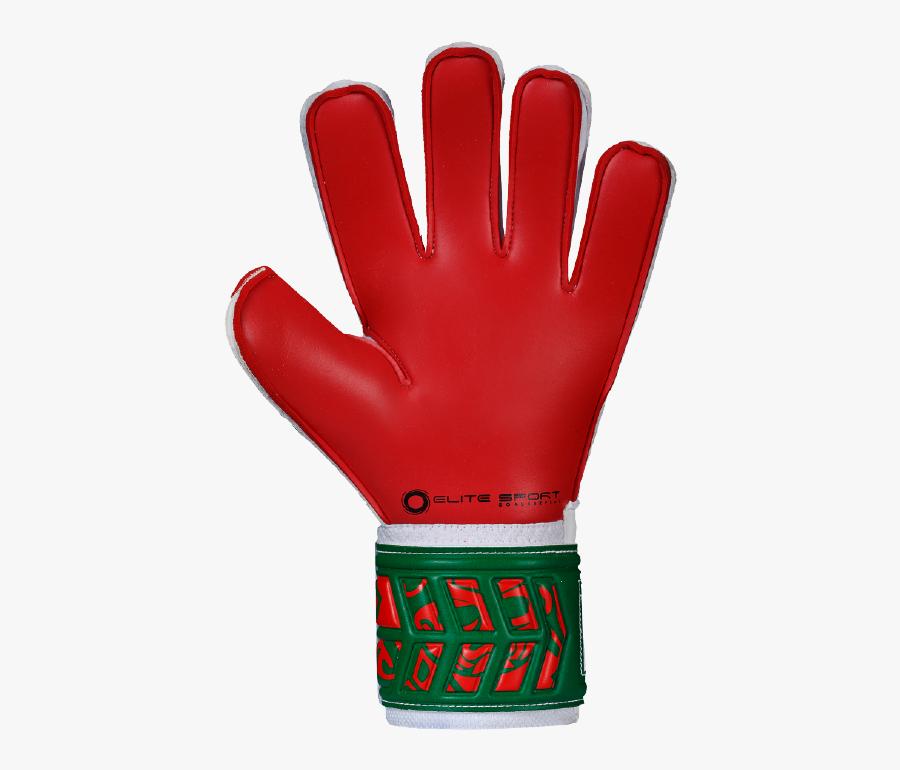 Glove,safety Glove,personal Protective Equipment,soccer - Elite Azteca Goalkeeper Gloves, Transparent Clipart