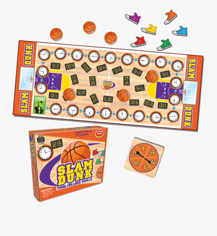 Basketball Board Game Pieces, Transparent Clipart
