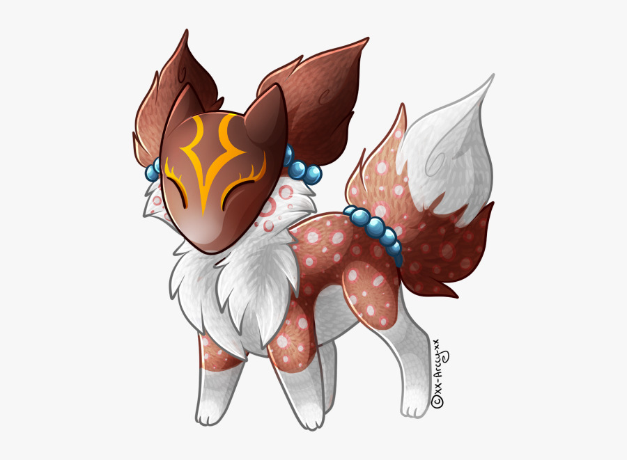 Mythical Creature - Anime Cute Mythical Creature, Transparent Clipart