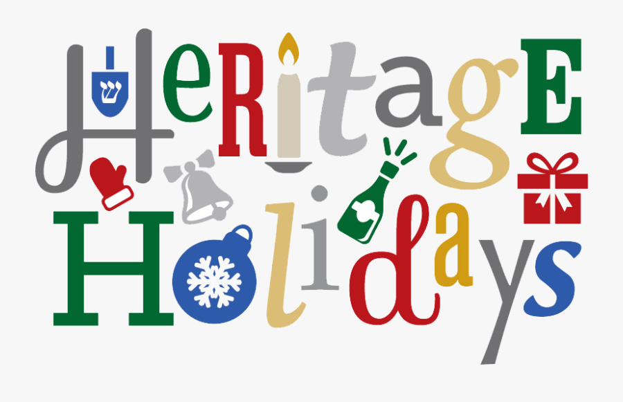Heritage Holidays - Graphic Design, Transparent Clipart
