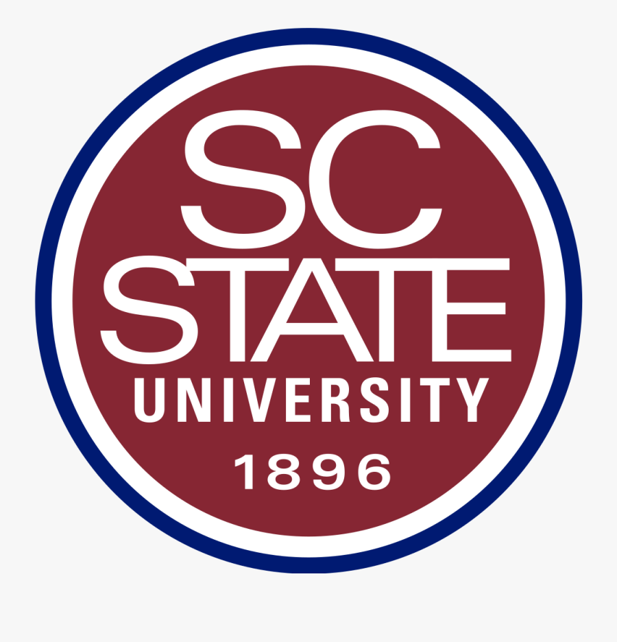 Sc State University Logo, Transparent Clipart