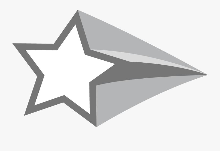 Transparent Star Shapes Clipart - Triangle, Transparent Clipart