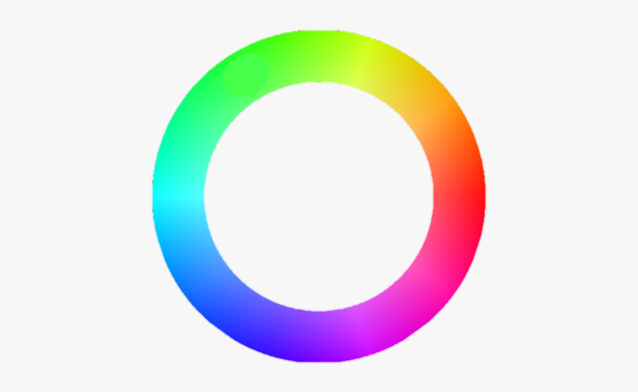 Hey, This Is The Ibis Paint Color Wheel - Ibis Paint Color Wheel, Transparent Clipart