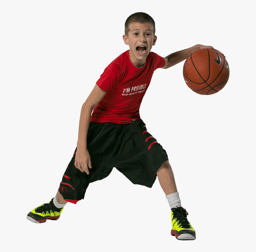 Basketball Kid Png, Transparent Clipart