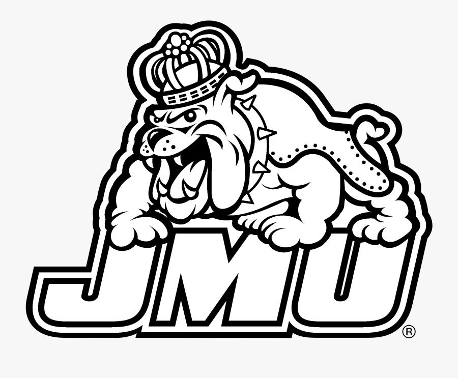 James Madison Dukes Logo Png Transparent Vector - James Madison University Rugby Logo, Transparent Clipart