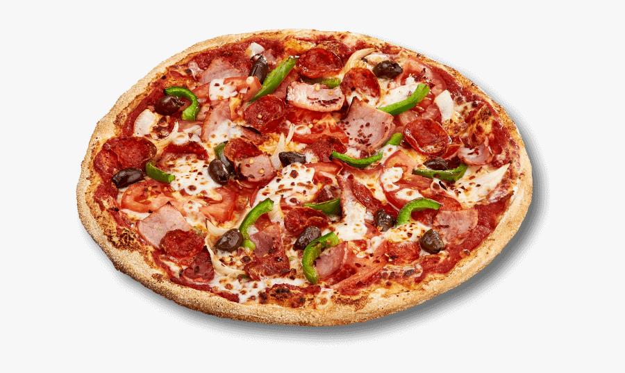 Pizza Png Food, Transparent Clipart