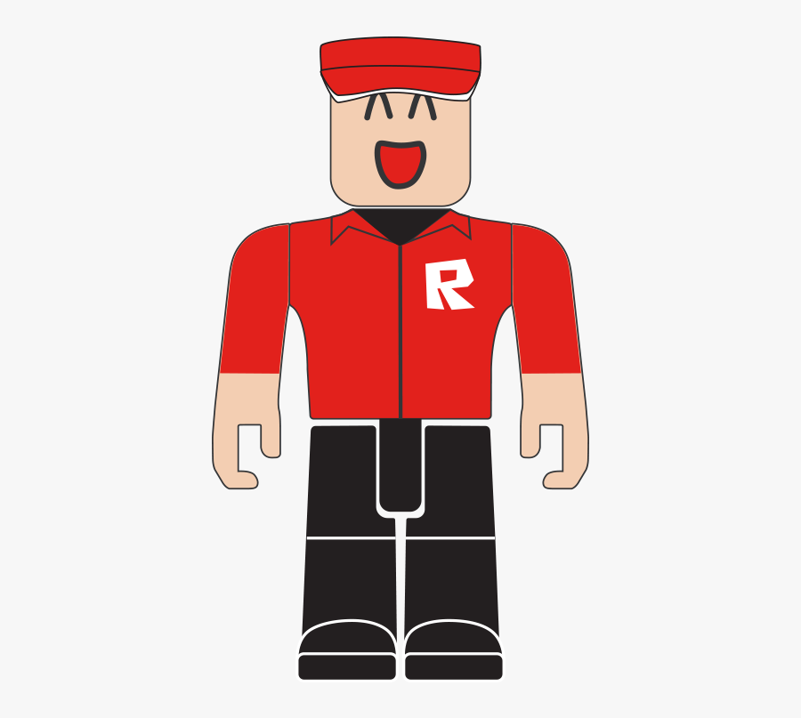 Pizza Delivery Guy - Roblox Pizza Delivery Guy, Transparent Clipart