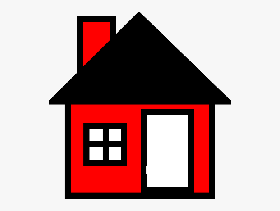 House Made Of Shapes, Transparent Clipart