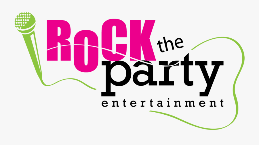 Transparent Karaoke Logo Png - Rock Party Logo Png, Transparent Clipart