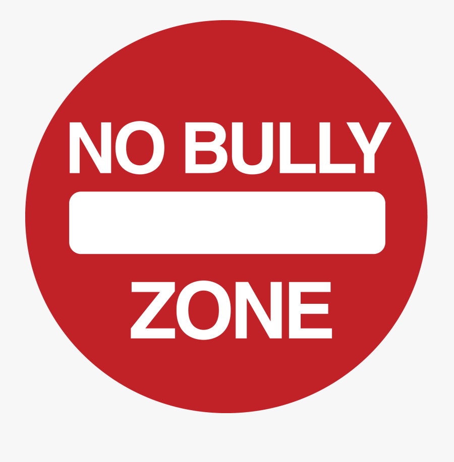 No Bully Quotes Amdo - Stop Bullying Transparent Background, Transparent Clipart