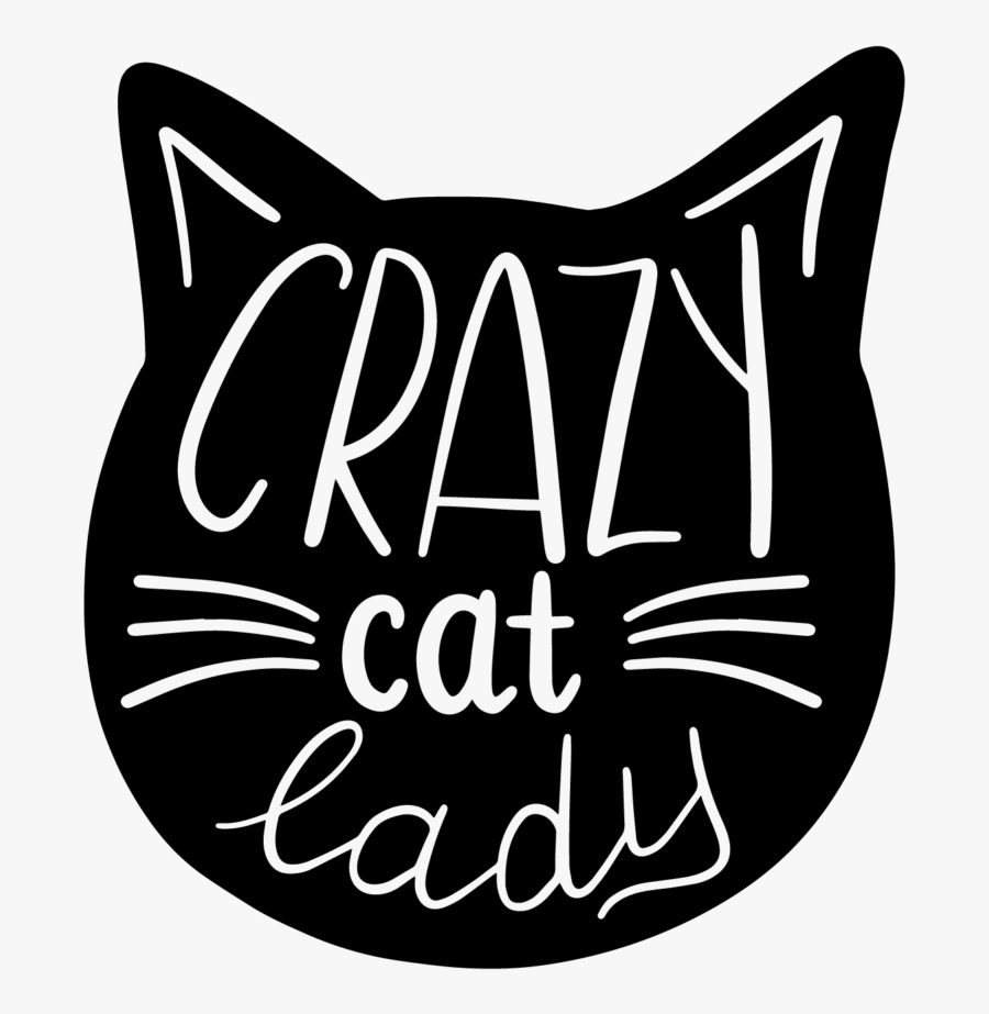 Crazy Cat Lady-4917 - Asian, Transparent Clipart