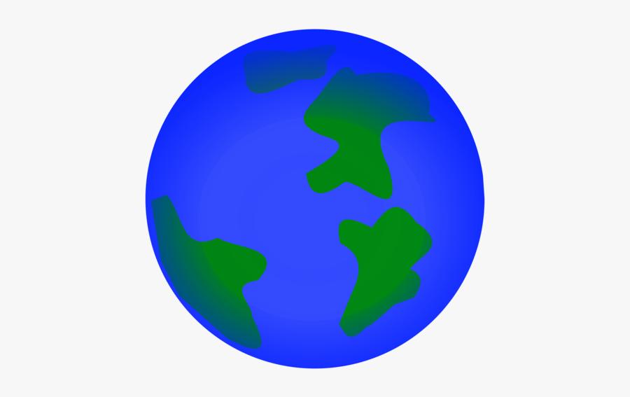 World,globe,symbol - Earth, Transparent Clipart