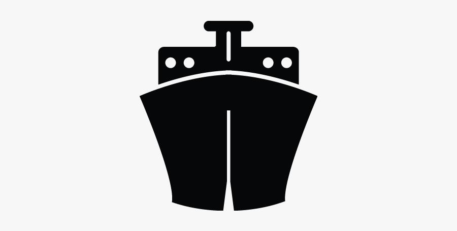 Cruise, Ship, Cargo, Vessel, Yacht Icon - Illustration, Transparent Clipart