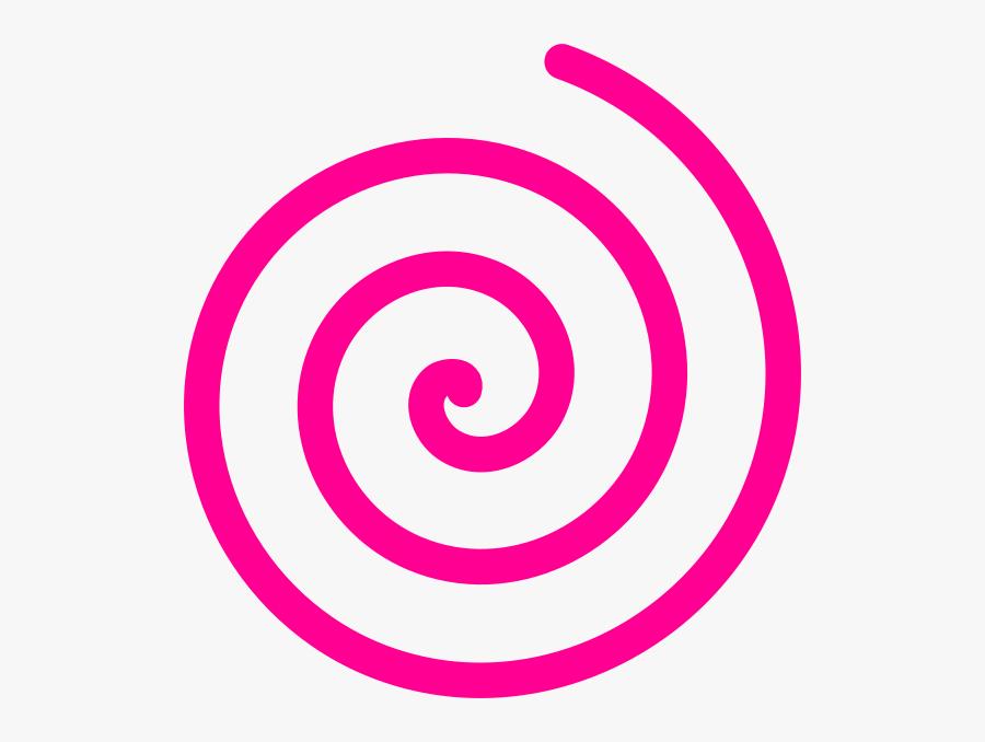 Transparent Circle Swirl Png - Transparent Spiral Clip Art, Transparent Clipart