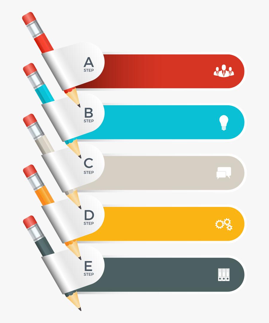 Infographic Chart Png Transparent - Transparent Infographic Icon Png, Transparent Clipart