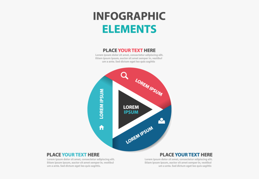 Infographic Vector Category - Graphic Design, Transparent Clipart