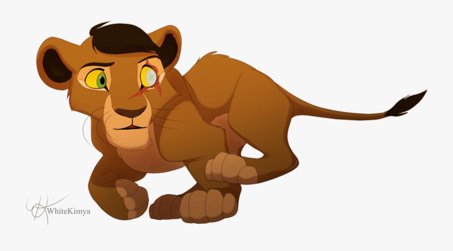 Transparent Lion Cub Png - Lion King Male Cubs, Transparent Clipart