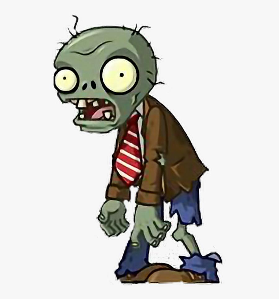 Zombie Normal De Plants Vs Zombies 2 Clipart , Png - Zombie Plantas Contra Zombies, Transparent Clipart