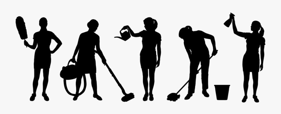 Hotel Housekeeping Injuries Result From Various Tasks - Hotel Housekeeping, Transparent Clipart
