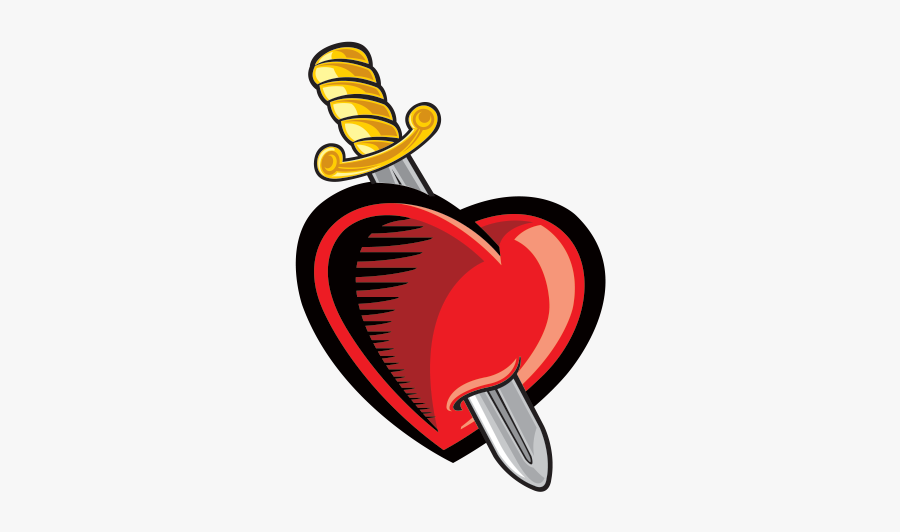 Drawing Skateboard Broken Heart - Broken Heart Sticker Png, Transparent Clipart