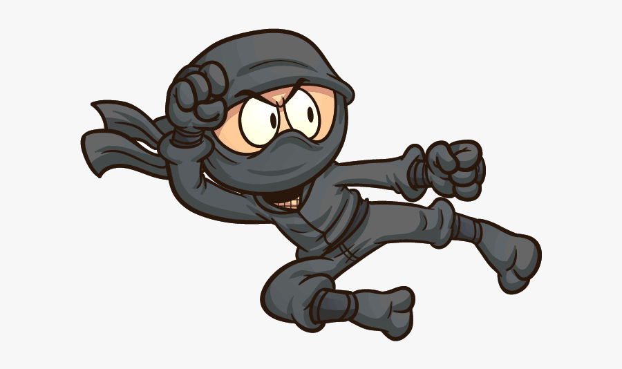 Ninja Royalty-free Cartoon - Ninja Clipart, Transparent Clipart
