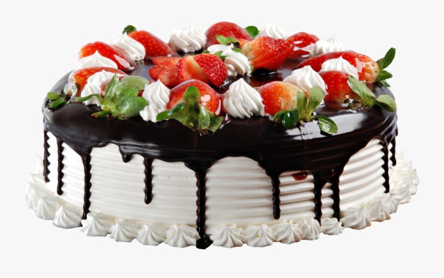 Dessert Clipart Fruit Cake - Birthday Cake Hd Png, Transparent Clipart