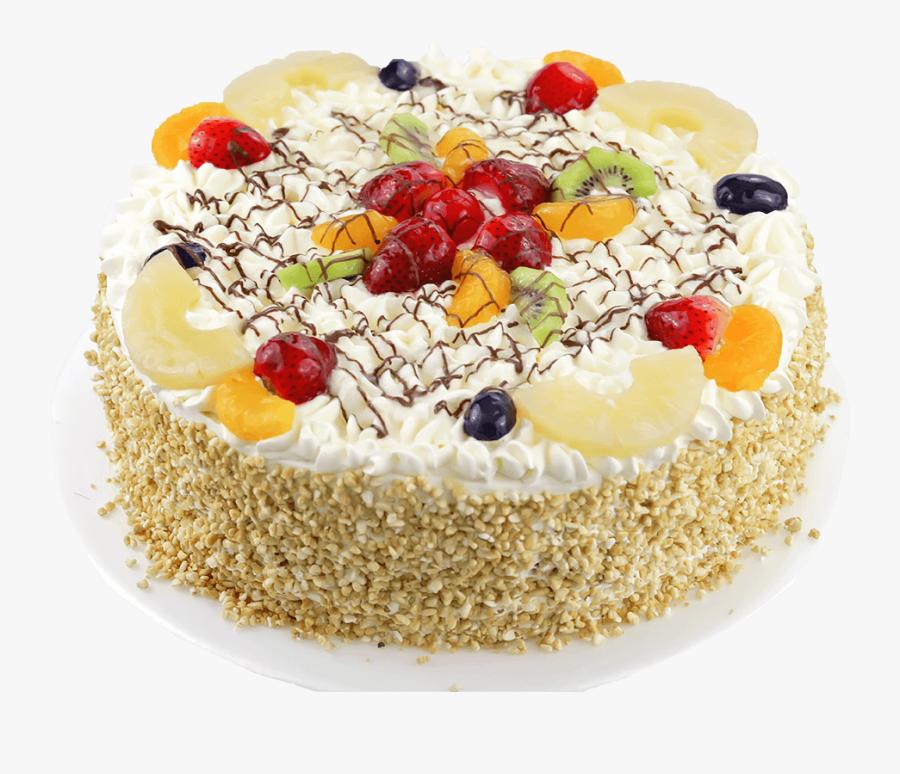 Fruit Cake , Png Download - Fruit Cake, Transparent Clipart
