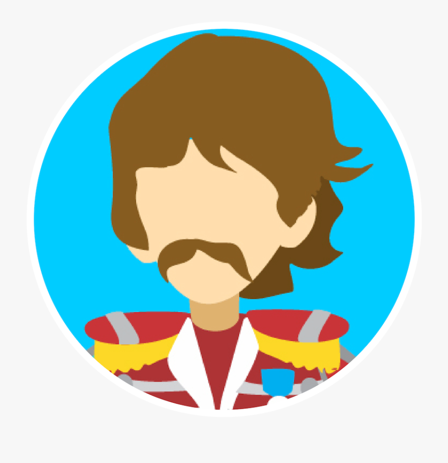 Happy Beatles Day, Transparent Clipart