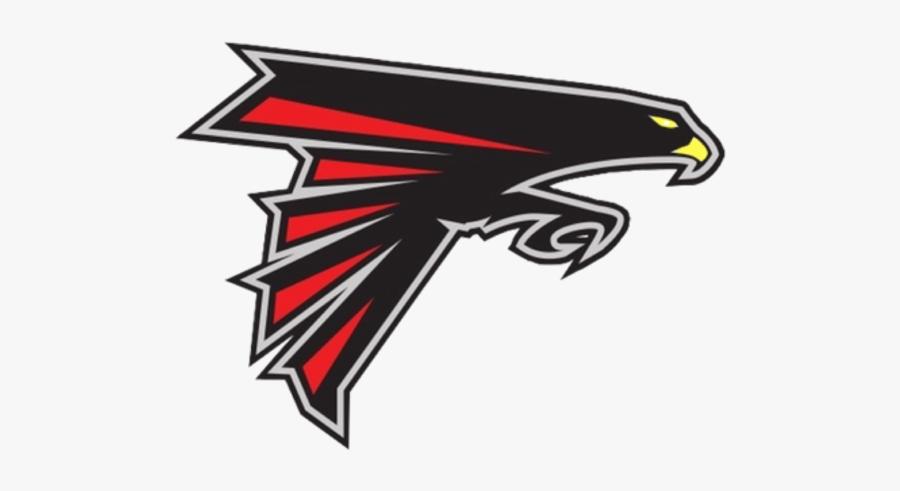 Atlanta Falcons D Nfl Logo Www Clip Art Free Transparent - Fairfield High School Falcon, Transparent Clipart
