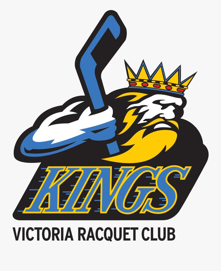 Victoria Racquet Club Minor Hockey Association - Victoria Racquet Club Logo, Transparent Clipart