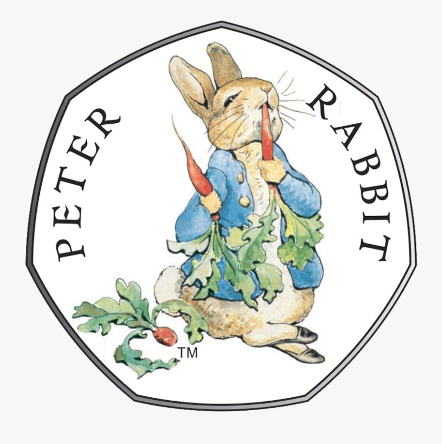Transparent Peter Rabbit Png - Beatrix Potter Printable Peter Rabbit, Transparent Clipart