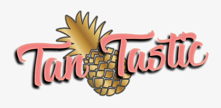 Come Get Your Tan On - Tan Tastic Logo, Transparent Clipart