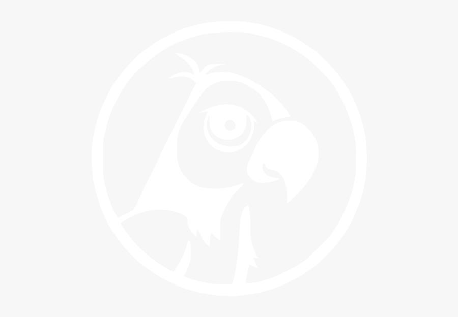 Cartoon Parrot - Barbosa Jiu Jitsu Logo, Transparent Clipart