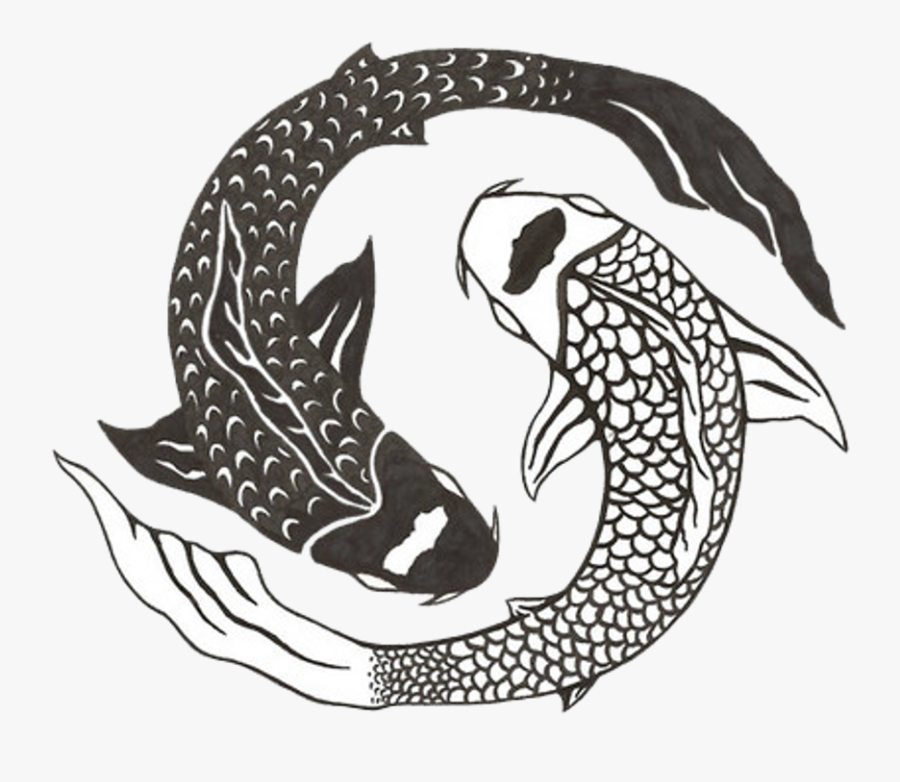 Fish Fry Logo: Chinese 2 Fish Symbol , Free
