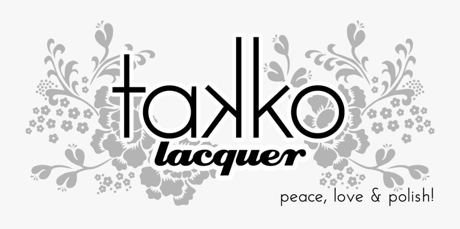 Takko Lacquer - Graphic Design, Transparent Clipart