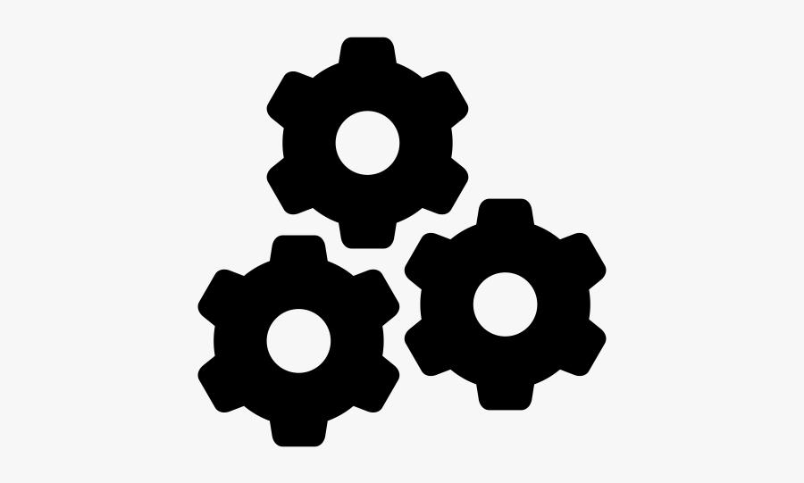Personnel Automation - Ict Symbol Transparent, Transparent Clipart