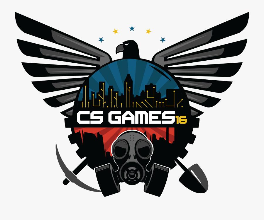 Transparent Computer Science Png - Computer Science Cs Logo, Transparent Clipart