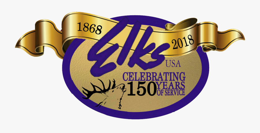 Clip Art Org Who Are The - Elks Usa Logo Vector, Transparent Clipart